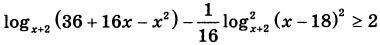 Разбор задания С3 по математике