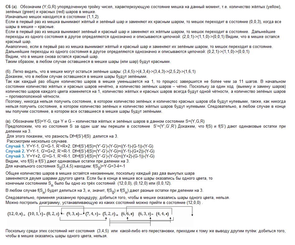 Тренировочный вариант №27 по математике от Александра Ларина
