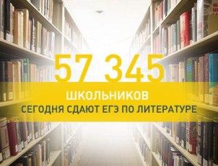 Последние экзамены ЕГЭ 2013: литература и география
