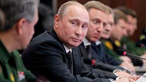 Путин одобрил идею выдавать по окончании военных вузов по два диплома