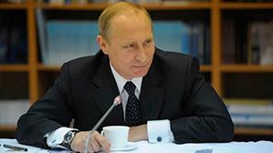 Путин поручил вернуть число призеров Всероссийских олимпиад к 45%