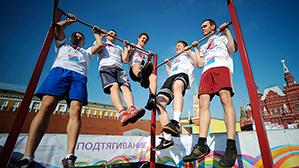 C 1 марта московские школьники начнут сдавать нормы «Готов к труду и обороне»