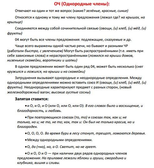 Теория. Задания 16-19