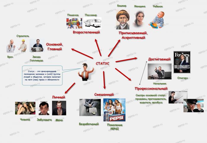 Инфографика по обществознанию