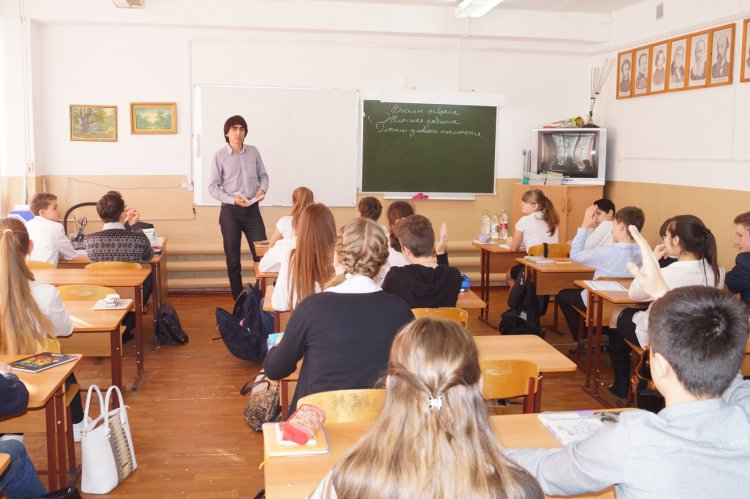 Учителем года стал 26-летний преподаватель русского языка и литературы