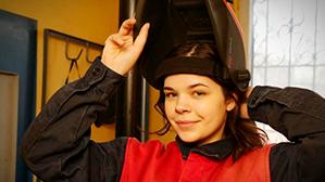 19‐летняя москвичка стала лучшей сварщицей России